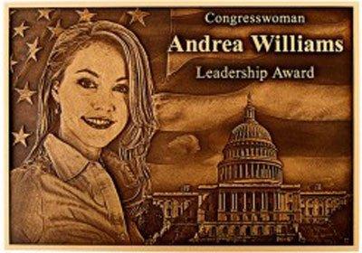 Andrea Williams Award